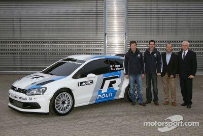Sébastien Ogier signe chez Volkswagen WRC