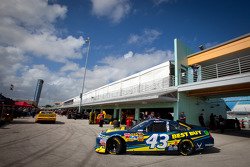 El Ford de A.J. Allmendinger, Richard Petty Motorsports