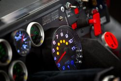 Instrument panel for Greg Biffle, Roush Fenway Racing Ford