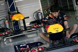 Red Bull Racing Mecanicien