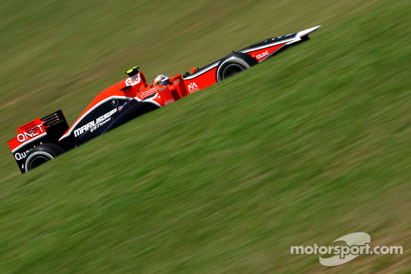Jérôme d'Ambrosio, Virgin Racing