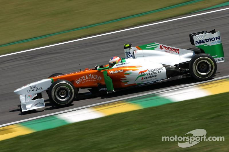 2011 : Force India VJM04