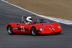 Arthur Conner 1964 Platypus Porsche SR winnaar van de Eifel Trophy
