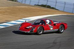 Dann Boeschen 1966 Porsche 906 Italiaanse Hillclimb kampioen