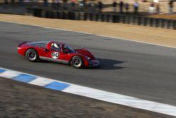 Dann Boeschen 1966 Porsche 906, corkscrew