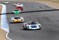Howard Cherry, 1966 Porsche 910, Groep 5 Weissach Cup race