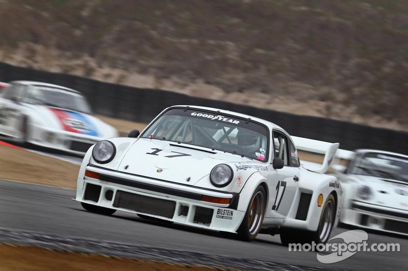 Steven Lawrence 1977 Porsche 934.5 - Winnaar 1977 Trans Am met Ludwig Heimrath