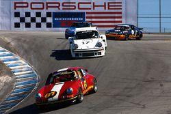 Fritz Seidel 1967 Porsche 911S - 1967 winnaar in klasse Daytona en Sebring