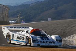 Fred Kaimer 1986 Sachs Joest Racing Porsche 962