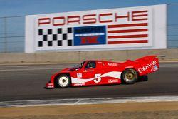 Lee Giannone 1985 Bob Akin Racing Porsche 962