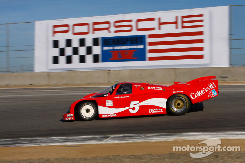 Lee Giannone 1985 Bob Akin Racing Porsche 962
