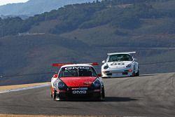 Dino Crescentini 2008 GMG Porsche GT3 Cup