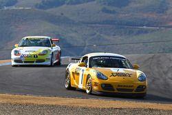 John Martino Joest New Man Porsche Cayman Interseries
