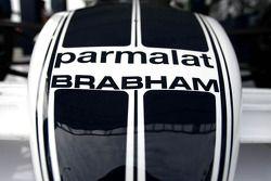 Nelson Piquet, conduce el Brabham BT49