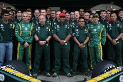Хейкки Ковалайнен, Team Lotus и Ярно Трулли, Team Lotus