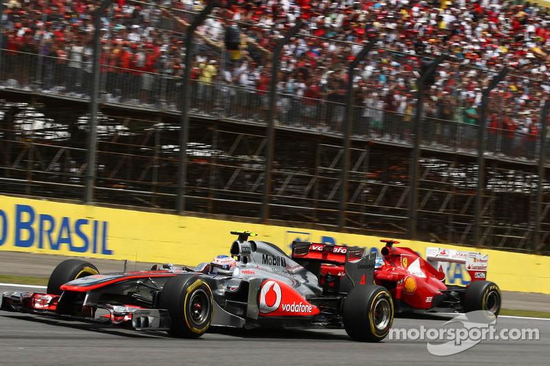 2011: McLaren