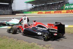 Timo Glock, Marussia Virgin Racing opgave