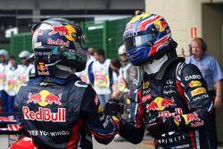 Sebastian Vettel, Red Bull Racing en Mark Webber, Red Bull Racing