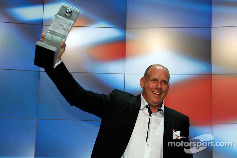 Paul Dalla Lana wint BMW Sports Trophy