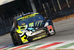 Valentino Rossi en Carlo Cassina