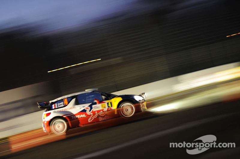 2011: Себастьен Леб, Citroën DS3 WRC
