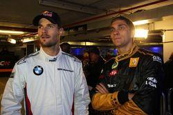 Vitaly Petrov en Martin Tomczyk