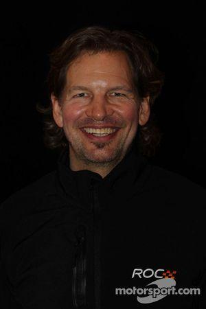 Fredrik Johnsson, organizador de ROC