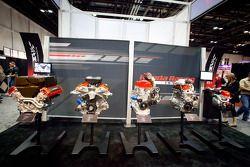Honda Racing display