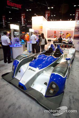 Core Autosport Oreca FLM09