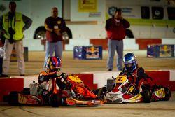 Sam Chastain en Jacob Duvall crash