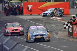 Mark Winterbottom takes the win