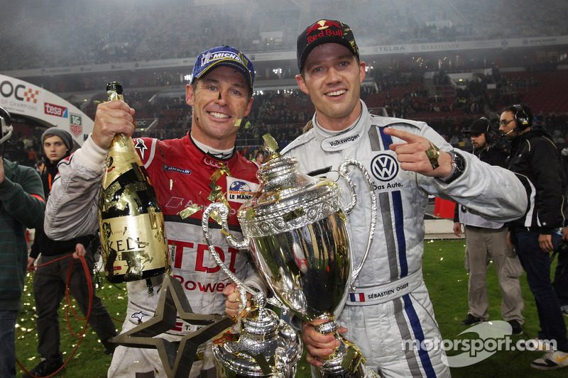 Race of Champions 2011 : Sébastien Ogier