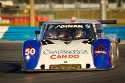 #50 50+Racing/Predator BMW Riley: Byron Defoor, Elliott Forbes-Robinson, Brian Johnson, Jim Pace, Ca