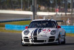 #23 Alex Job Racing Porsche GT3: Butch Leitzinger, Cooper MacNeil