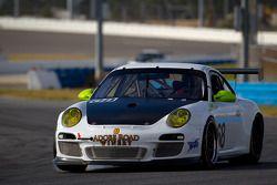 #68 TRG Porsche GT3: Rui Aguas, Robert Kauffman, Michael Waltrip