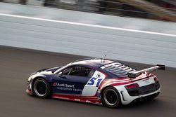 #51 Audi of America Audi R8 LMS Grand-Am: Frank Stippler
