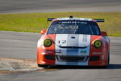 #12 Alliance Autosport Porsche GT3: Scott Rettich, Darryl Shoff