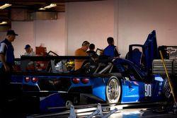 #90 Spirit of Daytona Racing Chevrolet Corvette DP