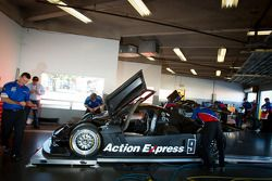 #9 Action Express Racing Chevrolet Corvette DP
