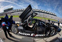 #5 Action Express Racing Chevrolet Corvette DP: David Donohue, Darren Law