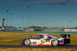 #50 50+Racing/Predator BMW Riley: Byron Defoor, Elliott Forbes-Robinson, Brian Johnson, Jim Pace, Carlos de Quesada