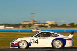 #34 Orbit Racing Porsche GT3: Tim Pappas, Lance Willsey