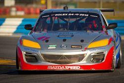 #41 Dempsey Racing Mazda RX-8: Joe Foster, Don Kitch Jr., Dan Rogers, Charles Espenlaub