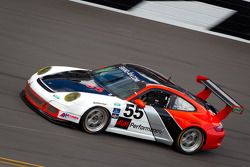 #55 Acumen Motorsport Porsche GT3: Frank Del Vecchio, Doug Grunnet, Tony Kester, Scott McKee, Gary St. Amour