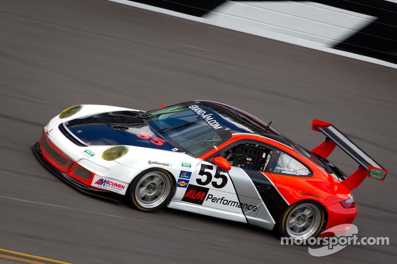 #55 Acumen Motorsport Porsche GT3: Frank Del Vecchio, Doug Grunnet, Tony Kester, Scott McKee, Gary S