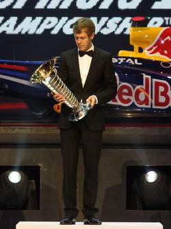 F1 champion Sebastian Vettel