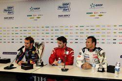 Winnaar Jules Bianchi, 2de Jean-Eric Vergne, 3de Stéphane Sarrazin