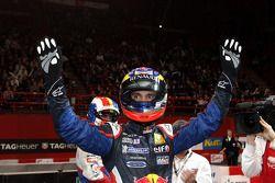 Vainqueur Jean-Eric Vergne