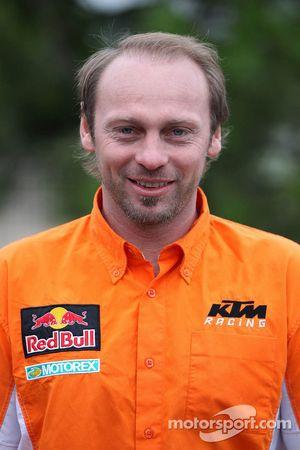 Alex Doringer, Team Manager