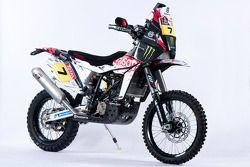 Moto van Paulo Goncalves
